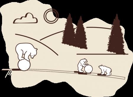 Szlak-Niedzwiadka-grafika-na-polanie